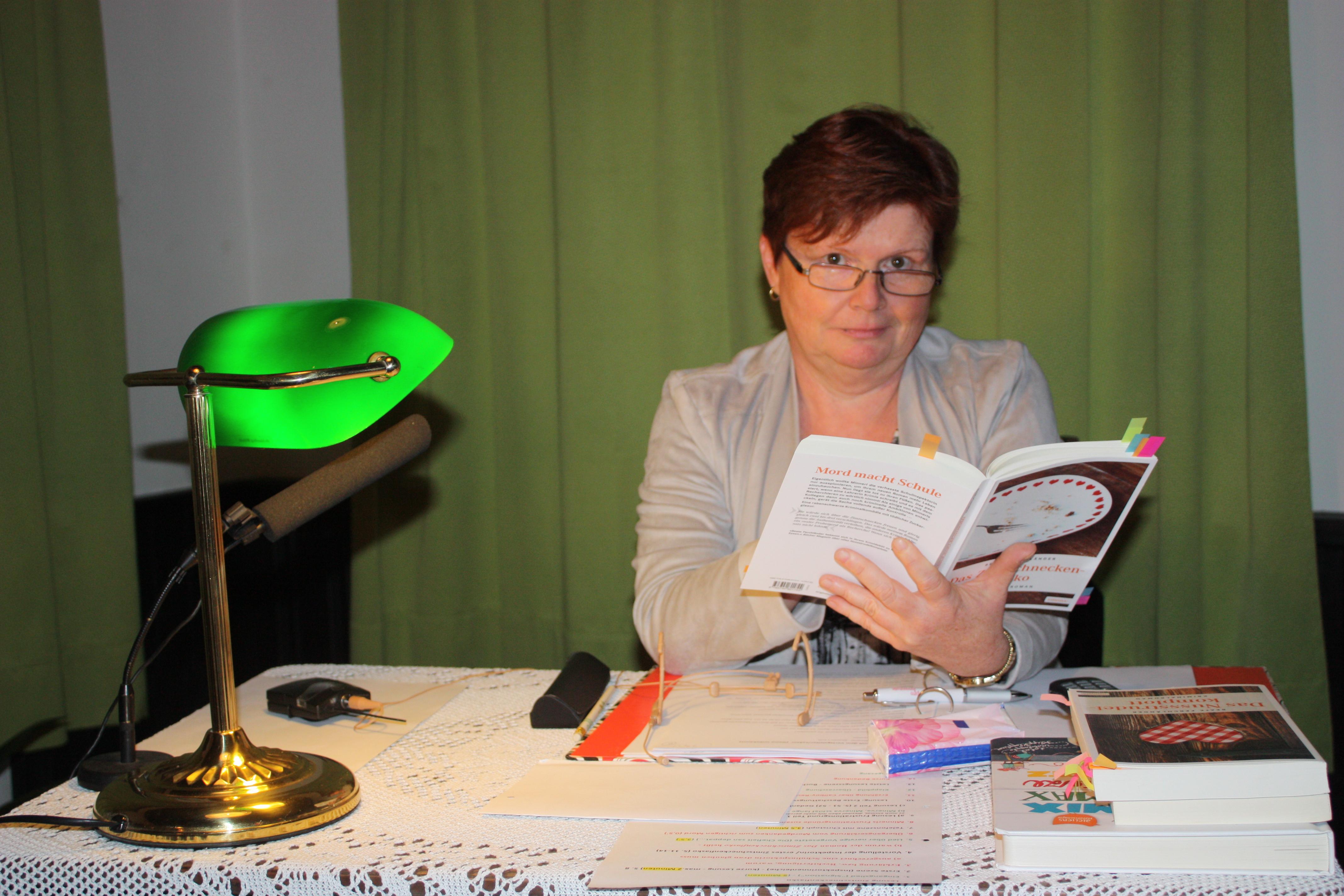 Lesung Zimtschnecken im Alten Allegro